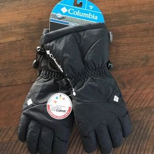 COLUMBIA  WATERPROOFS BREATHABLE GLOVED